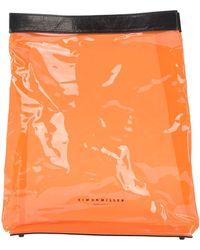 Simon Miller Handbag - Orange