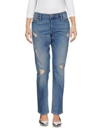 True Religion - Denim Pants - Lyst