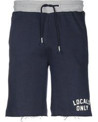 Gas Pantalones cortos y bermudas - Azul
