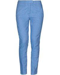Dondup Pantalon en jean - Bleu