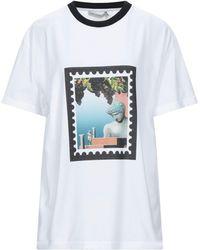 Mary Katrantzou T-shirts - Weiß