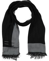 Armani Scarf - Black