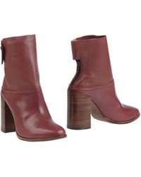 Atelje71 - Ankle Boots - Lyst