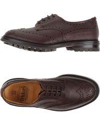 Tricker's Chaussures à lacets - Marron