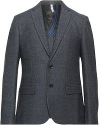 Antony Morato Suit Jacket - Blue