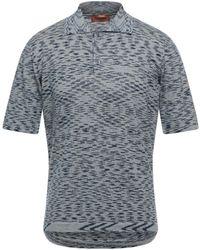 Missoni Polo Shirt - Gray