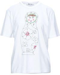Jimi Roos T-shirts - Weiß