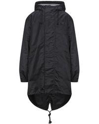 Acne Studios Overcoat - Black