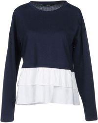 Vero Moda Sweatshirt - Blue