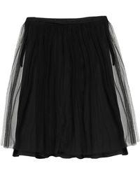 Maison Margiela Knee Length Skirt - Black