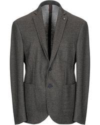 Laboratori Italiani Suit Jacket - Multicolour