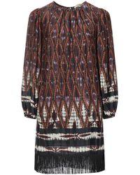 Vanessa Bruno Short Dress - Multicolor