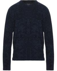 Howlin' Sweatshirt - Blau