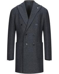 L.B.M. 1911 Coat - Blue