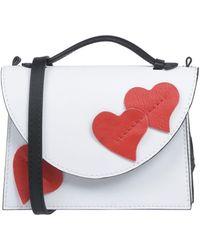 Imemoi Handbag - White