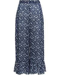 Morgan Lane Pantalones de playa - Azul