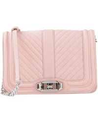 Rebecca Minkoff Cross-body Bag - Pink