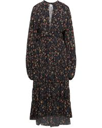 Lug Von Siga Long Dress - Black