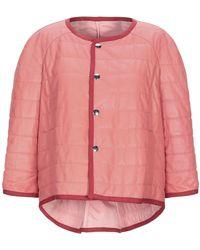 Vintage De Luxe Coat - Pink