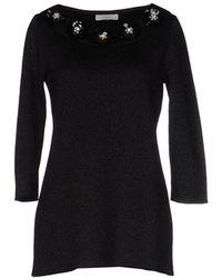 Charlott Sweaters - Black