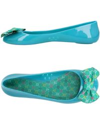 Paul Frank Ballet Flats - Blue