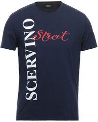 Ermanno Scervino Camiseta - Azul
