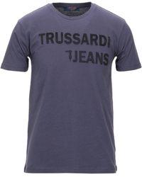 Trussardi T-shirt - Purple