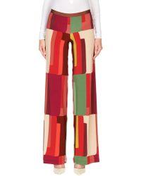 Siyu Pantalones - Rojo
