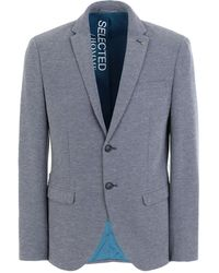 SELECTED Suit Jacket - Blue