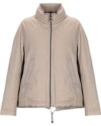 Cappellini By Peserico Down Jacket - Natural
