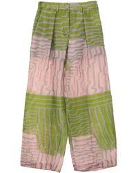 Emporio Armani Pantalone - Verde
