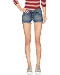 0/zero Construction - Denim Shorts - Lyst