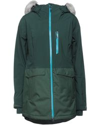 Columbia Coat - Green