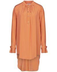 A.F.Vandevorst Short Dress - Orange