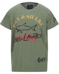 Paul & Shark - T-shirts - Lyst