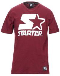 Starter Camiseta - Rojo