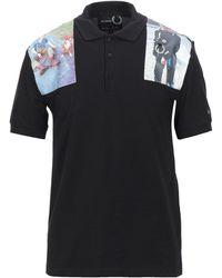 Raf Simons Polo Shirt - Black