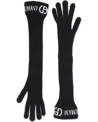 Giorgio Armani Gloves - Black