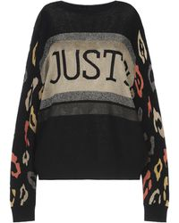 Just Cavalli Sweater - Black