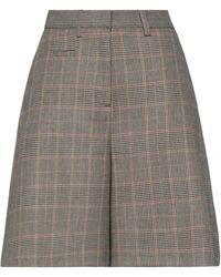 Ottod'Ame Shorts & Bermudashorts - Grau
