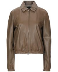 Theory Jacket - Brown