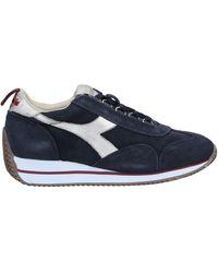 Diadora Low-tops & Sneakers - Blue