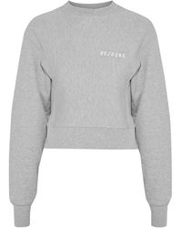 RE/DONE Sweatshirt - Gray