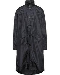 Opening Ceremony Overcoat - Black
