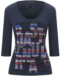 Pianurastudio T-shirt - Blu
