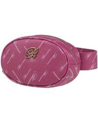 Blumarine Backpacks & Fanny Packs - Purple