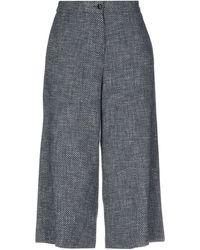 Michael Coal Cropped Pants - Gray