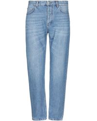 Roberto Cavalli Pantalon en jean - Bleu