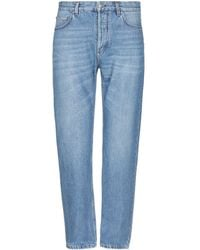 Roberto Cavalli Denim Trousers - Blue