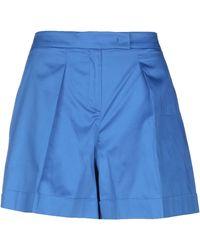 Jil Sander Navy Shorts - Blue